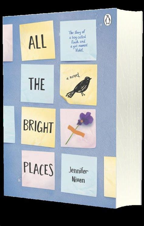 all the bright places 0141357037 in review all the bright places tearaway