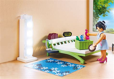 schlafzimmer playmobil bedroom 9271 playmobil