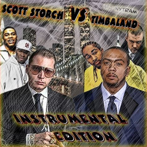 Timbaland Storch Is A by Various Artists Storch Vs Timbaland Instrumental