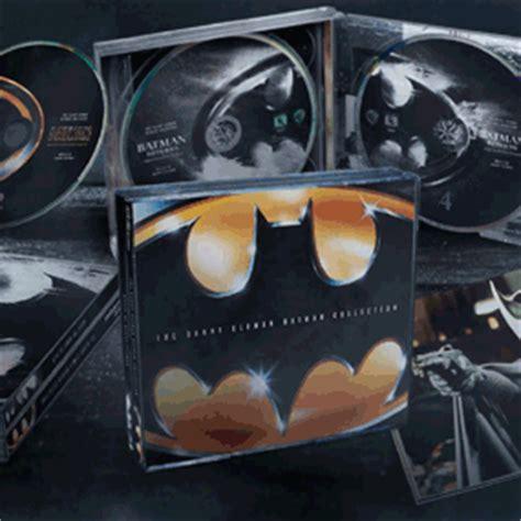 danny elfman batman danny elfman batman collection soundtrack compilation