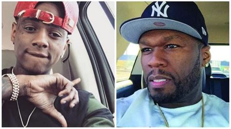 soulja boy and 50 cent soulja boy to 50 cent quot somebody tell curtis jackson to