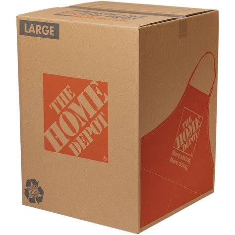 Large Wardrobe Boxes - the home depot 18 in l x 18 in w x 24 in d large moving