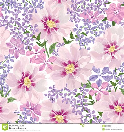 Floral Seamless floral seamless pattern flower background floral