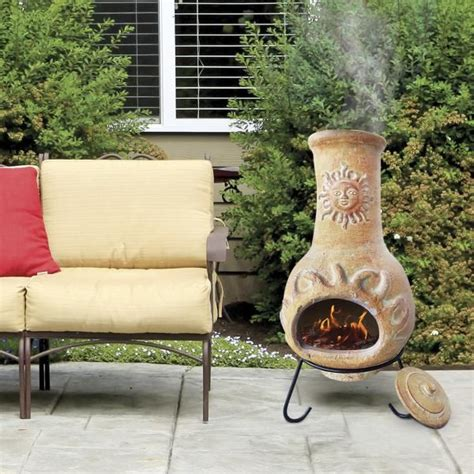 Clay Chiminea And Pizza Oven A Collection Of Other Ideas To Try Wood Fired