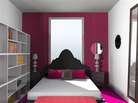 black and pink bedroom accessories 20 amazing pink and black bedroom decor