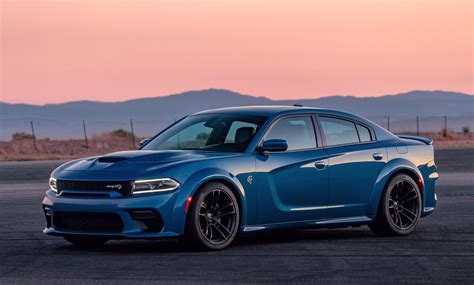 2020 Dodge Charger Srt by 2020 Dodge Charger Srt Hellcat Widebody Is One Badass