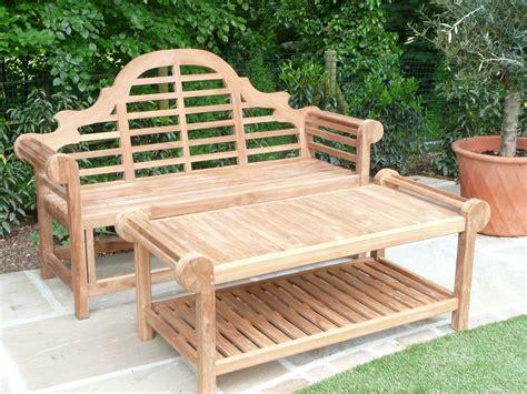 lutyens bench teak lutyens teak bench coffee table humber imports uk humber imports