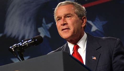 why we didn t vote for george w bush family