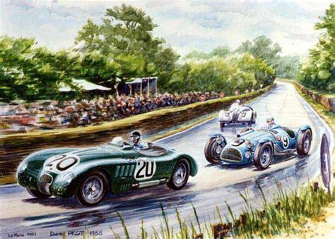 Peintre Le Mans 4248 by Peintre Le Mans Le Vieux Mans From Louis Monzies Peintre