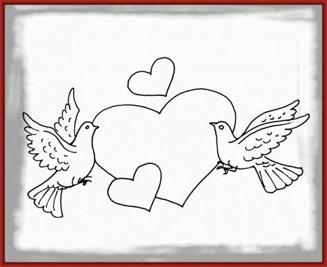 imagenes de corazones alas imagenes de corazones para colorear chidos archivos
