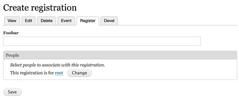 drupal theme user register form rng events and registrations drupal org