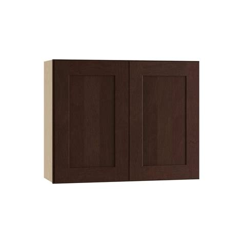 home decorators collection franklin manganite assembled home decorators collection franklin assembled 30x24x12 in