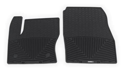 2014 Ford Escape Rubber Floor Mats by 2014 Ford Escape Floor Mats Weathertech