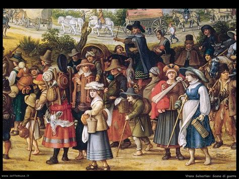 Bio Di Century vrancx sebastian pittore biografia foto opere settemuse it