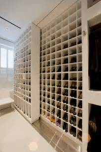 Building A Shoe Closet by 27 Space Saving Closet Wall Storage Ideas To Try Shelterness