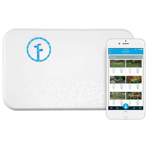 rachio smart sprinkler controller wi fi 8 zone 2nd