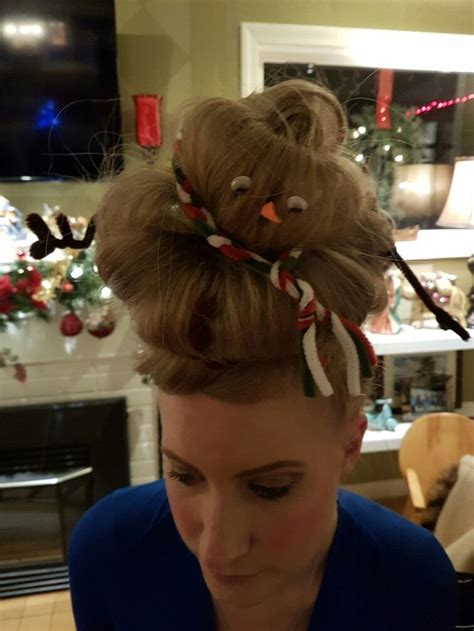 Whoville Hairstyles by Whoville Hairstyles Www Imgkid The Image Kid Has It