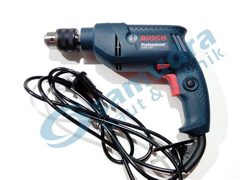 Bor Tangan Bosch Gsb 1300 Re mesin bor impact drill bosch gsb 550 professional