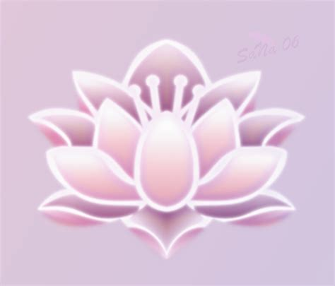 lotus tattoo nana lotus flower by sana angel on deviantart