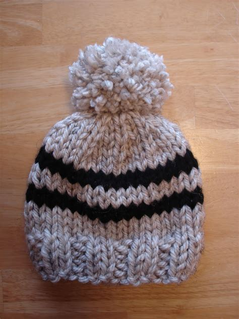 toddler knit hat fiber flux free knitting pattern toddler rugby hat