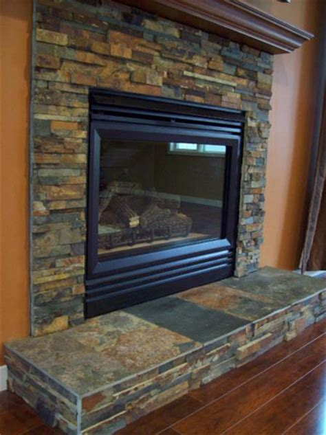 Slate Fireplace Hearth by Fireplaces N Mountain