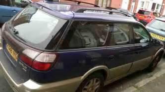 repair anti lock braking 2001 subaru outback parking system subaru 2001 legacy outback awd blue grey spares or repair car for sale