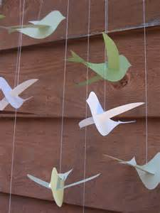 Diy Projects For Your Bedroom how to make a bird mobile our humble abode
