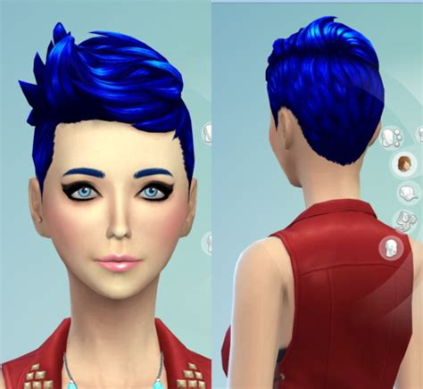 barbies stuffs hairstyles sims 4 hairs sims 4 hairs darkiie sims 4 9 non default hairstyle