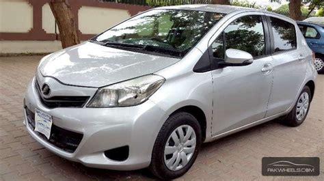 Toyota Vitz 2012 Price Vitz For Sale In Lahore Pakwheels