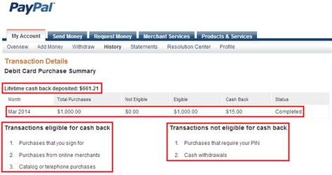 Transfer Gift Card Balance To Paypal - how to add a debit card to serve