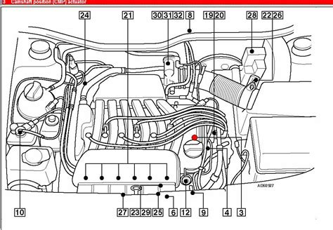 engine hose diagram as well 2001 vw jetta vr6 serpentine