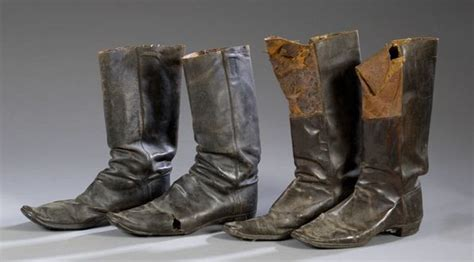 Napoleon Army Boots buzz ricksons