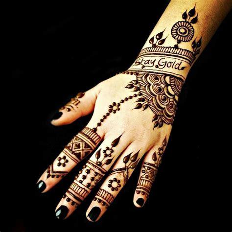 arabic mehndi designs collection  girls art