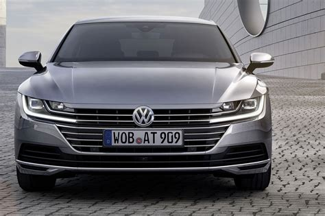 volkswagen arteon 2017 black vw arteon revealed in full 2017 s passat cc by car magazine