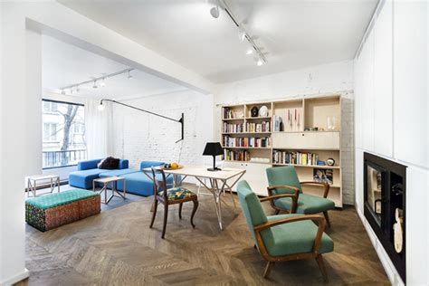 Apartment East A Major Renovation Turns An Apartment From Crummy To Smart