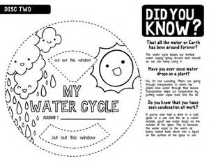 water cycle worksheet b w 2 la la la this version is