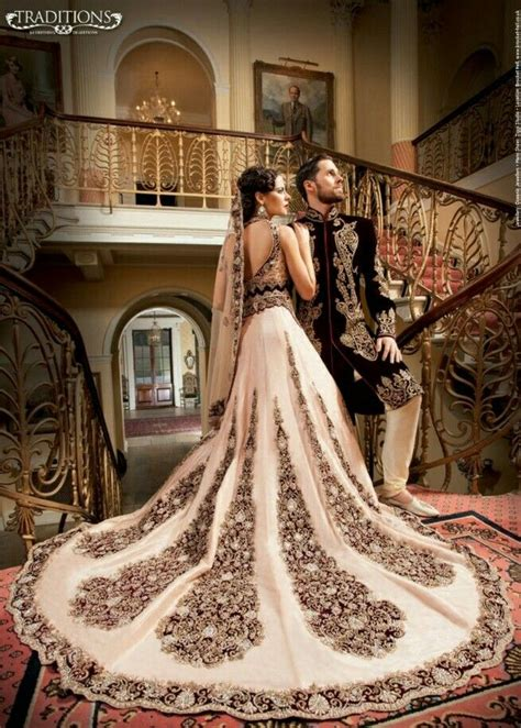 Asian Wedding Dresses by Black And White Wedding Dress Asiana Collection