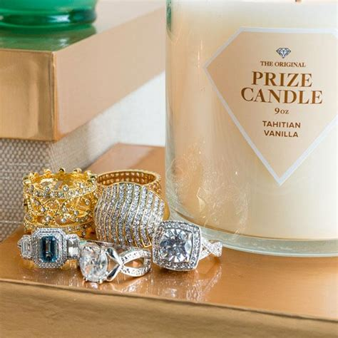 Candles With Rings Inside Them by The Original Prize Candle Review Saving Money