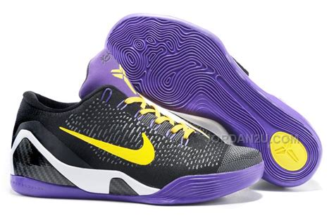 low top basketball shoes for sale cheap price nike 9 low black purple white basketball