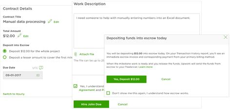 upwork help center pay for fixed price contracts upwork help center