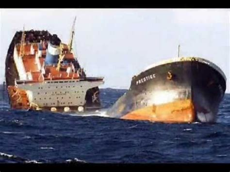 biggest boat ever sunk ships sinking sea diamond youtube
