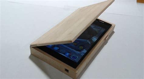 Tempat Handphone Berdesain Unik infinity wood 10 casing handphone unik yang berasa