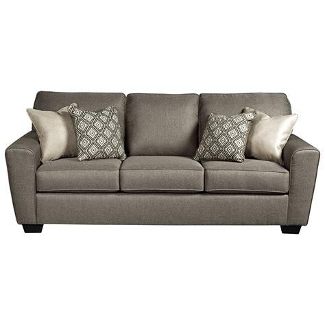 benchcraft furniture benchcraft calicho 9120238 contemporary sofa household