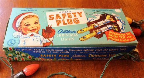 christmas light show box collecting vintage christmas lights my sweet cottage