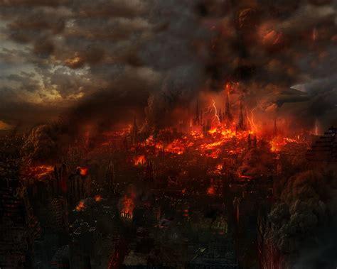 kiamat dooms day    world armageddon