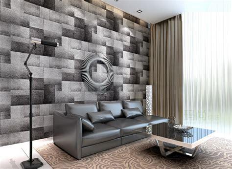 tappezzeria per pareti carta da parati per arredare le pareti in soggiorno