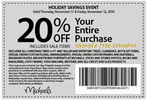 2015 printable michaels coupon 50 off 404 not found