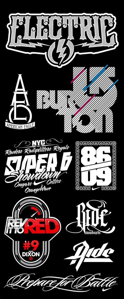 hydro74 typography hydro74 new typography on behance