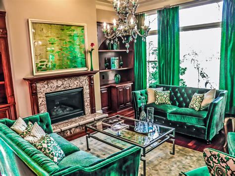 emerald green living room the most beautiful emerald green interior themes orchidlagoon