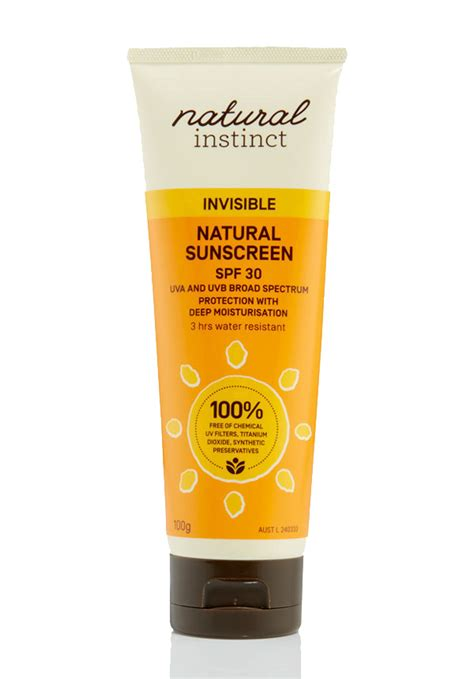 Sunblock Batrisyia Herbal invisible sunscreen with jojoba spf 30 protection